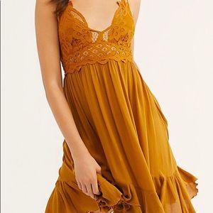 Free People FP One Adella Slip dress
